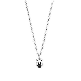 ESPRIT kids chain necklace silver Zebra ESNL93098A340