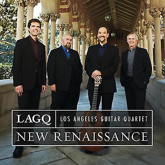Los Angeles Guitar Quartet - neue Renaissance [CD] USA importieren