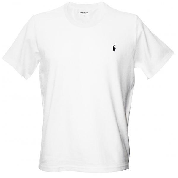Polo Ralph Lauren Jersey Cotton Crew-Neck T-Shirt, White