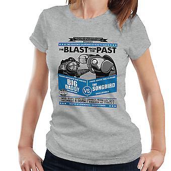Blast fra de seneste Bioshock kvinder T-Shirt