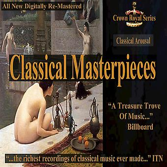 Various Artist - Classical Arousal - Classical Masterpieces [CD] USA import