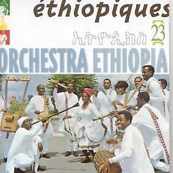 Orkestret Etiopien - Ethiopiques 23 [CD] USA importerer
