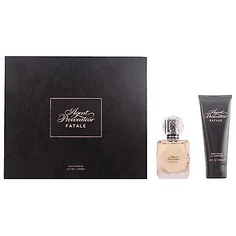 Agent Provocateur Black Fatale Pack 2 Pieces (Femme , Parfums , Paquets Cadeau)