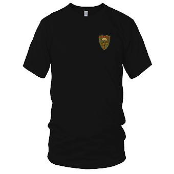 ARVN South Vietnamese 3rd Special Forces 267 Btl MACV - Vietnam War Embroidered Patch - Ladies T Shirt