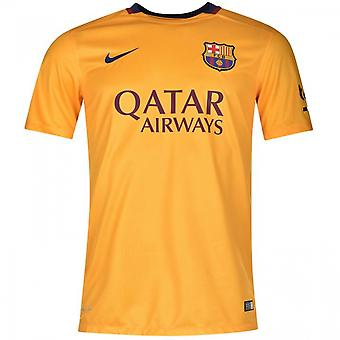 2015-2016 Barcelona Away Nike Shirt (Kinder)