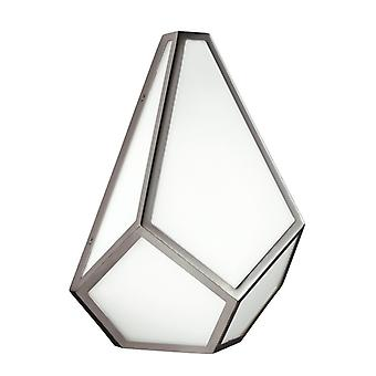 Diamond Wall Light - Elstead belysning