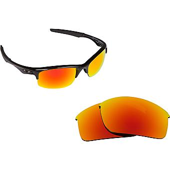 BOTTLE ROCKET Replacement Lenses Polarized Yellow by SEEK fits OAKLEY Sunglasses