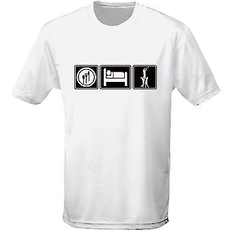 Eat Sleep Rugby Mens T-Shirt 10 Colours (S-3XL) by swagwear