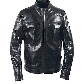 Fremont Mens Leather Jacket