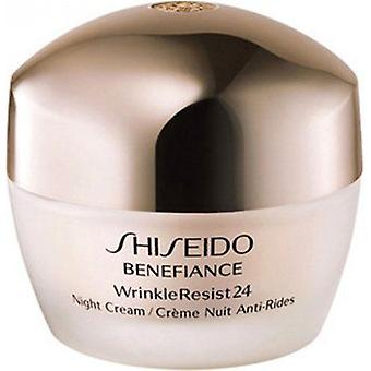 Shiseido Anti-wrinkle Cream 24 Nights 50 ml (Cosmetics , Facial , Creams with treatment)