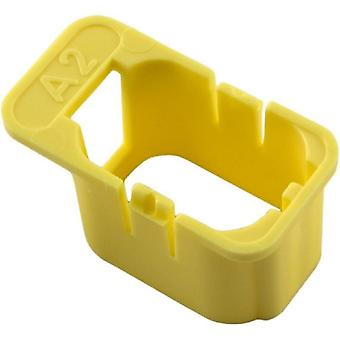 Gecko 9917-100911 Auxiliary Keying Enclosure - Yellow