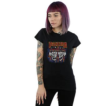 Pantera Women's Skull Domination T-Shirt