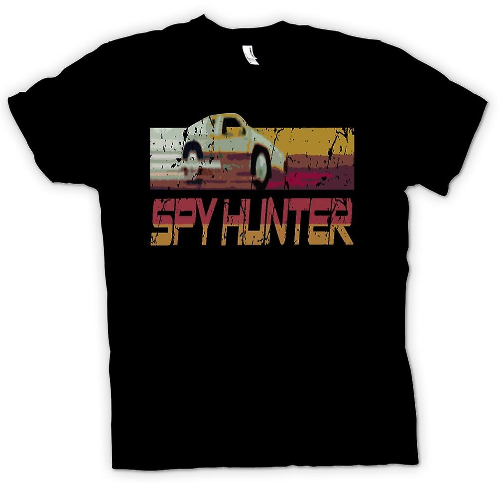 Mens T-shirt-Spyhunter - C64 - Retro-Computerspiel 0 s