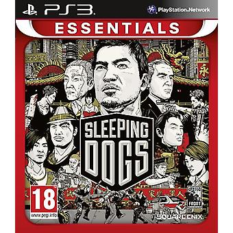 Slapende honden PlayStation 3 Essentials (PS3)
