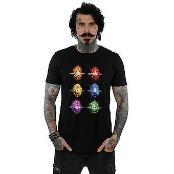 Marvel Men's Avengers Infinity War Infinity Stones T-Shirt