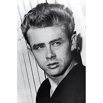 James Dean - Close-Up Poster Poster Print