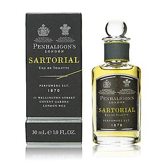 Penhaligon's 'Sartorial' Eau De Toilette 1oz/30ml New In Box
