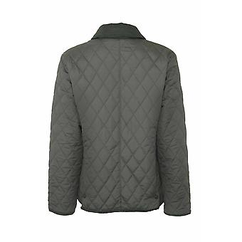 Champion Country Estate Womens Diamond Quilted Coat Jacket - Olive - 18