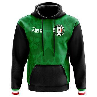 2018-2019 Mexico Home Concept Football Hoody