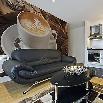 Tapeter - kanske kaffe?