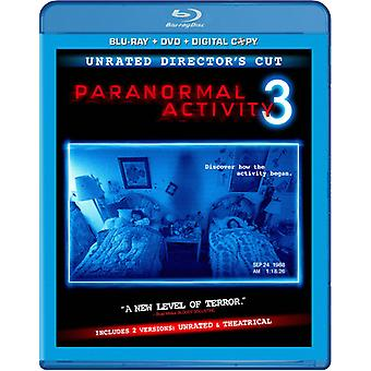 Paranormal Activity 3 [BLU-RAY] USA import