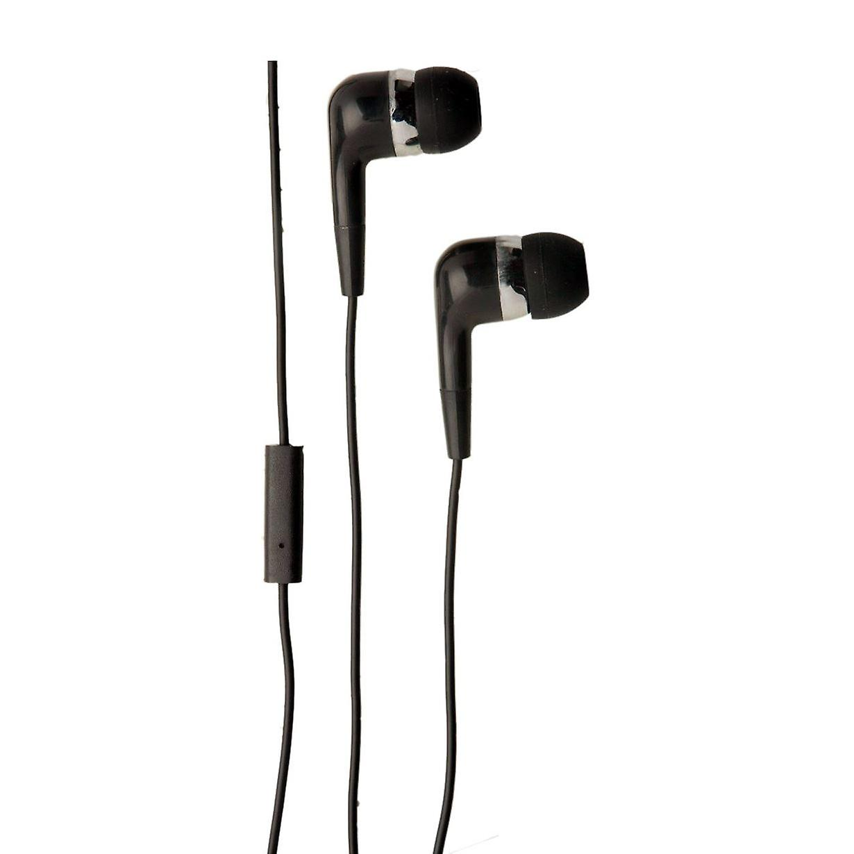 Groov-e GVEB4BK Mobile Buds Stereo Earphone with Microphone - Black