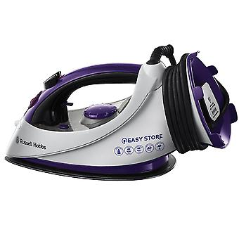 Russell Hobbs 23780 Easy Store Pro 2400w Ceramic Soleplate Steam Iron