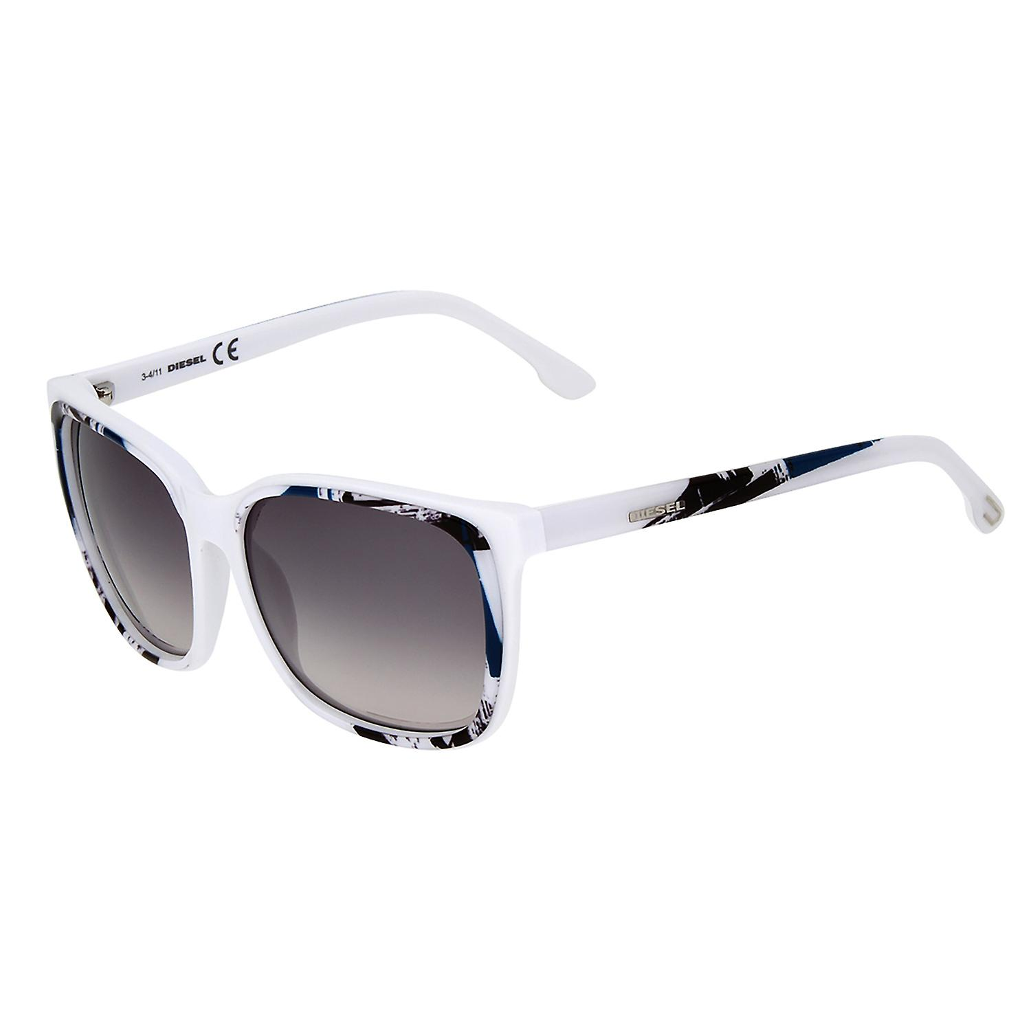 Diesel ladies sunglasses white