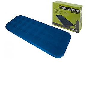 Summit Single Flocked Airbed