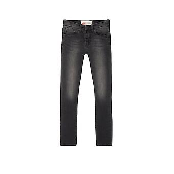 Levi's® Kids Levi's Kids 510 Skinny Fit Washed Black Jean