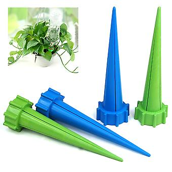 TRIXES 4 Irrigation System Garden Watering Spike Plant Kit for Holiday Bottle