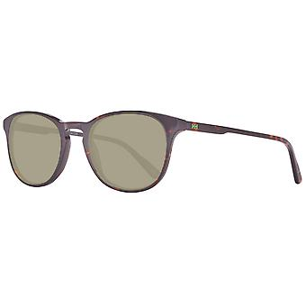 Helly Hansen plastic Sunglasses brown