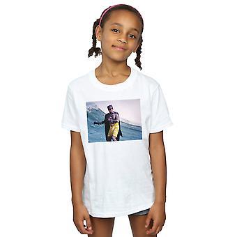 DC Comics Girls Batman TV Series Surfing Still T-Shirt