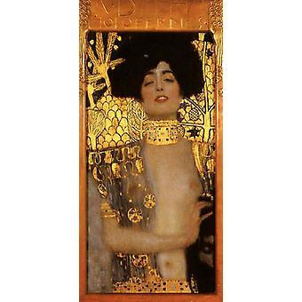 Judith,Gustav Klimt,80x40cm