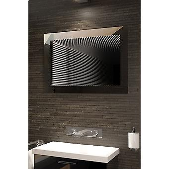 Perfect Reflection LED Bathroom Infinity Mirror K212h