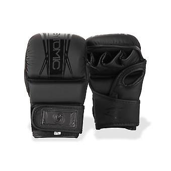 Bytomic Axis MMA Sparring Gloves Kids Black/Black