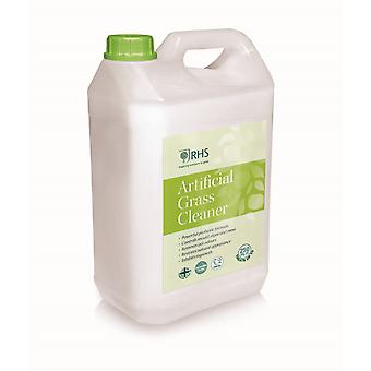 RHS 5L Articial Grass Cleaner | Removes pet odours | Powerful probiotic formula