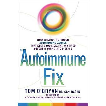 The Autoimmune Fix by Tom O'Bryan - 9781623367008 Book