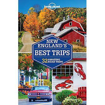 Lonely Planet New Englands bästa resor Lonely Planet - Gregor Clar