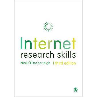 Internett forskning ferdigheter (3 revidert utgave) av Niall O. Dochartaig