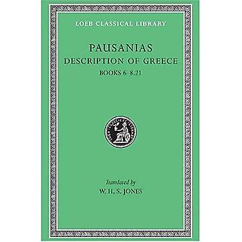 Description of Greece: Bks.VI-VIII, xxi v. 3 (Loeb Classical Library)