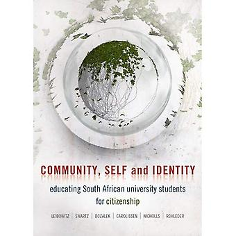 Community, Self and Identity: Educating South African University Students for Citizenship