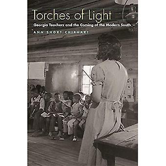 Torches de lumière: enseignants de Géorgie et de la venue du Sud moderne