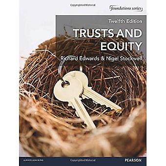 Trusts and Equity (Foundation Studies in Law Series)