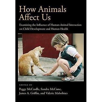 How Animals Affect Us: Examining the Influence of Human-Animal Interaction on Child Development and Human Health