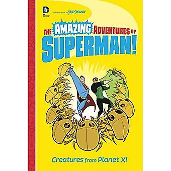 Creatures from Planet X! (Amazing Adventures of Superman!)
