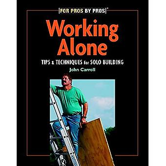 Working Alone: Tips &; Techniques for Solo Building