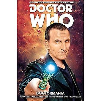 Doctor Who: Il nono dottore, Doctormania