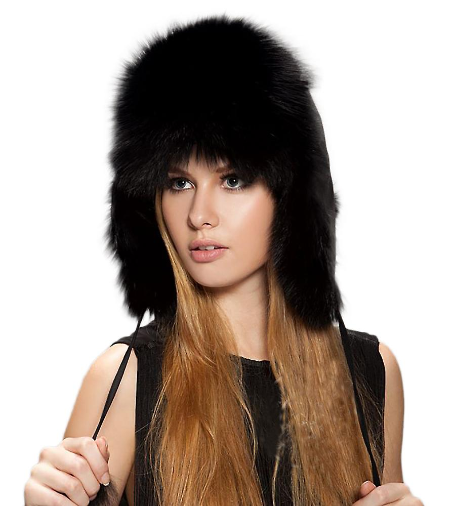 Waooh - fox fur hat Utili