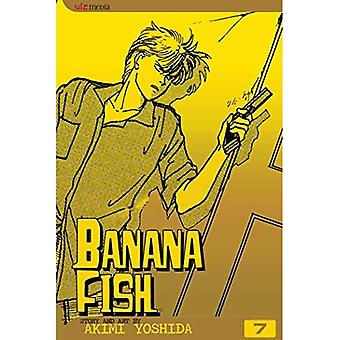 Banana Fish: Volume 7 (Banana Fish)